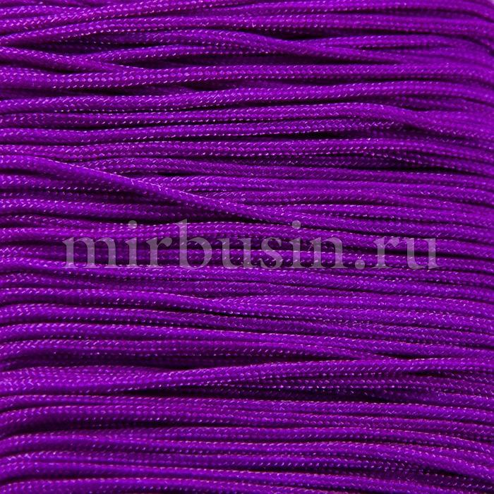Шнур Полиэстер, Цвет: Индиго, Размер: 0.7мм, (УТ100015766)