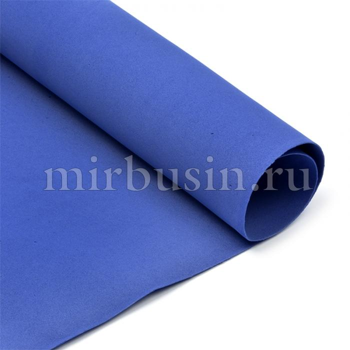 Фоамиран в листах, Артикул A025, Цвет: Темно-синий, Толщина: 1мм, Размер: 50х50см, (УТ100017149)